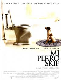 My Dog Skip - 27 x 40 Movie Poster - Spanish Style A
