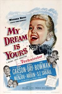 My Dream Is Yours - 27 x 40 Movie Poster - Style A