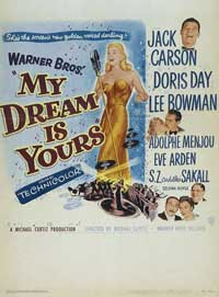 My Dream Is Yours - 11 x 14 Movie Poster - Style A