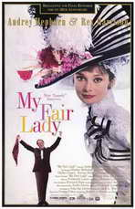 My Fair Lady - 11 x 17 Movie Poster - Style D