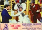 My Fair Lady - 11 x 14 Poster Italian Style D