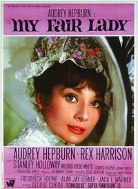 My Fair Lady - 11 x 14 Poster Italian Style A