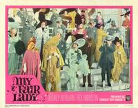 My Fair Lady - 11 x 14 Movie Poster - Style G