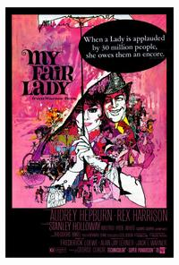 My Fair Lady - 27 x 40 Movie Poster - Style A
