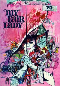 My Fair Lady - 11 x 17 Movie Poster - Style G