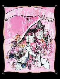 My Fair Lady - 11 x 17 Movie Poster - Style H