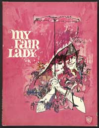 My Fair Lady - 22 x 28 Movie Poster - Style A