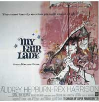 My Fair Lady - 20 x 20 Movie Poster - Style A