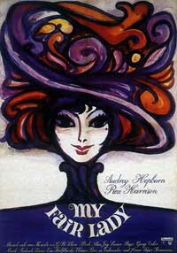 My Fair Lady - 11 x 17 Movie Poster - Style N