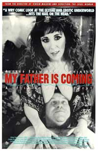 My Father Is Coming - 43 x 62 Movie Poster - Bus Shelter Style A