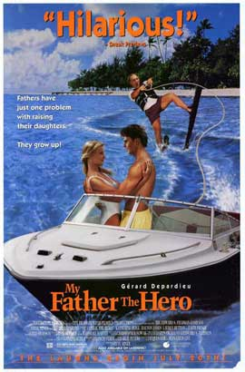 My Father the Hero - 27 x 40 Movie Poster - Style A