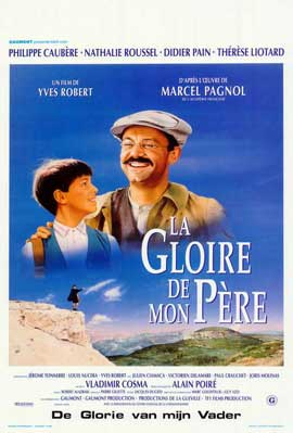 My Father's Glory - 11 x 17 Movie Poster - Belgian Style A