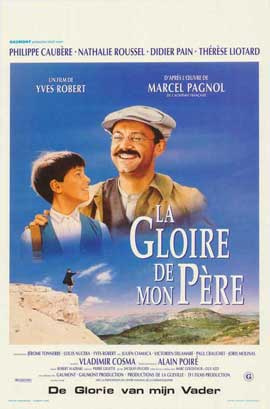My Father's Glory - 27 x 40 Movie Poster - Belgian Style A