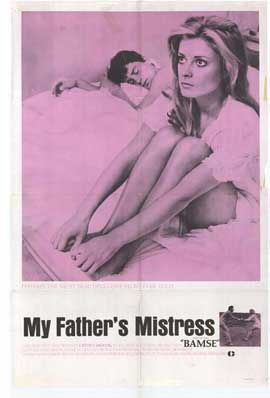 My Fathers Mistress - 11 x 17 Movie Poster - Style A