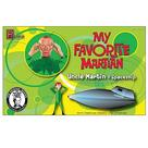 My Favorite Martian - Uncle Martin and Spaceship Model Kit