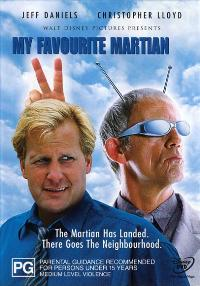 My Favorite Martian - 27 x 40 Movie Poster - Australian Style A