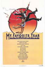 My Favorite Year - 27 x 40 Movie Poster - Style A