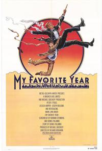 My Favorite Year - 43 x 62 Movie Poster - Bus Shelter Style A