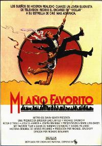 My Favorite Year - 27 x 40 Movie Poster - Spanish Style A