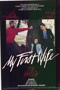 My First Wife - 27 x 40 Movie Poster - Style A