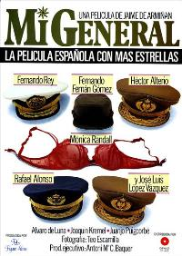 My General - 27 x 40 Movie Poster - Spanish Style A