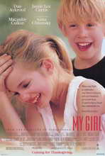 My Girl - 11 x 17 Movie Poster - Style A