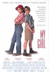 My Girl - 27 x 40 Movie Poster - Style B