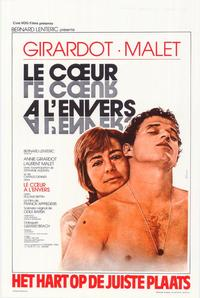 My Heart Is Upside Down - 27 x 40 Movie Poster - Belgian Style A