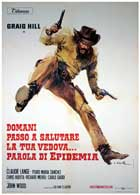 My Horse, My Gun, Your Widow - 27 x 40 Movie Poster - Italian Style A