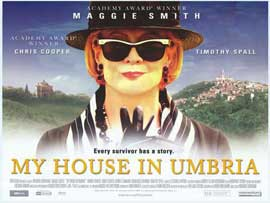 My House in Umbria - 27 x 40 Movie Poster - Style A
