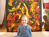 My Kid Could Paint That - 8 x 10 Color Photo #2