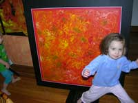 My Kid Could Paint That - 8 x 10 Color Photo #3