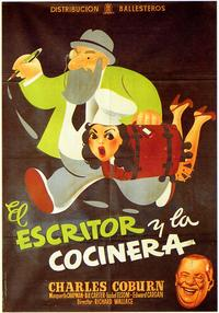 My Kingdom for a Cook - 27 x 40 Movie Poster - Spanish Style A