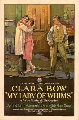 My Lady of Whims - 11 x 17 Movie Poster - Style A