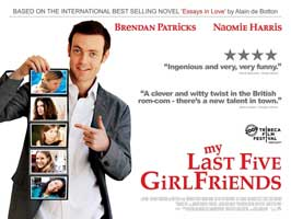 My Last Five Girlfriends - 11 x 17 Movie Poster - UK Style A