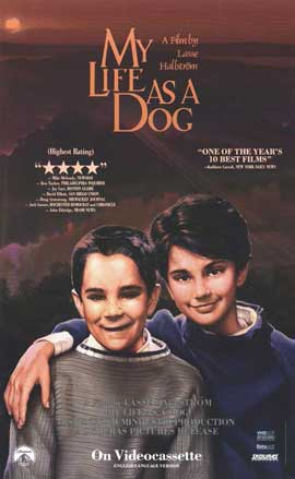 My Life as a Dog - 11 x 17 Movie Poster - Style A