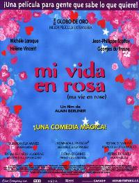 My Life in Pink - 11 x 17 Movie Poster - Spanish Style A