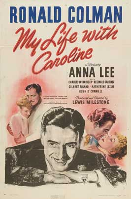 My Life with Caroline - 27 x 40 Movie Poster - Style A