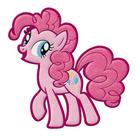 My Little Pony - Pinkie Pie Die-Cut Patch