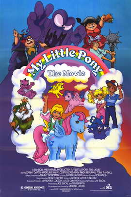 My Little Pony - 27 x 40 Movie Poster - Style A
