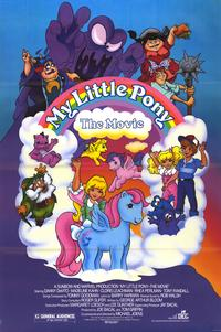 My Little Pony - 43 x 62 Movie Poster - Bus Shelter Style A