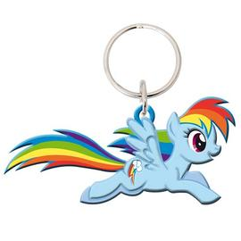 My Little Pony - Friendship Is Magic Rainbow Dash Key Chain