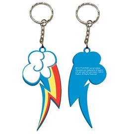 My Little Pony - Rainbow Dash Cutie Mark Key Chain