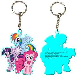 My Little Pony - Friendship Is Magic Group Ponies Key Chain