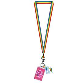 My Little Pony - Rainbow Dash Lanyard Key Chain