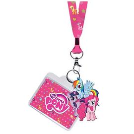 My Little Pony - Group Ponies Lanyard Key Chain