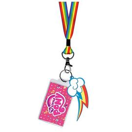 My Little Pony - Rainbow Dash Cutie Mark Lanyard Key Chain