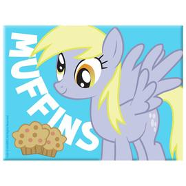 My Little Pony - Friendship is Magic Derpy Muffins Magnet