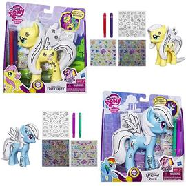 My Little Pony - Crystal Design-A-Pony Wave 1 Set