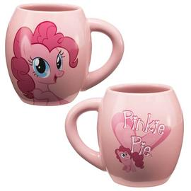 My Little Pony - Pinkie Pie 18 oz. Ceramic Oval Mug